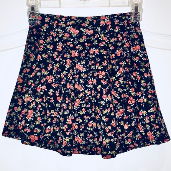 e2a7625855 Full Tilt Bottoms | Floral Skater Skirt | Poshmark